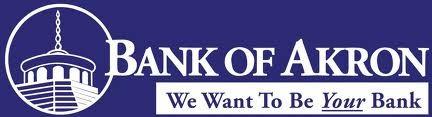 Bank Of Akron Visa Business Credit Card