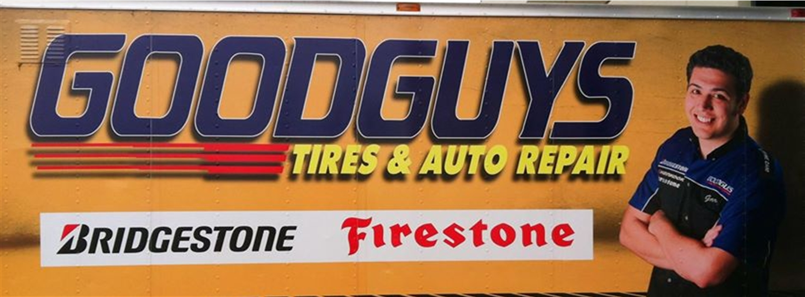 Goodguys Tires and Auto Repair Credit Card Payment