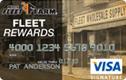 Fleet Rewards Visa Card