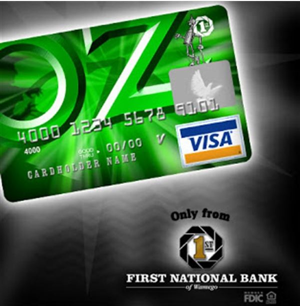 Wizard Of Oz Credit Card Payment