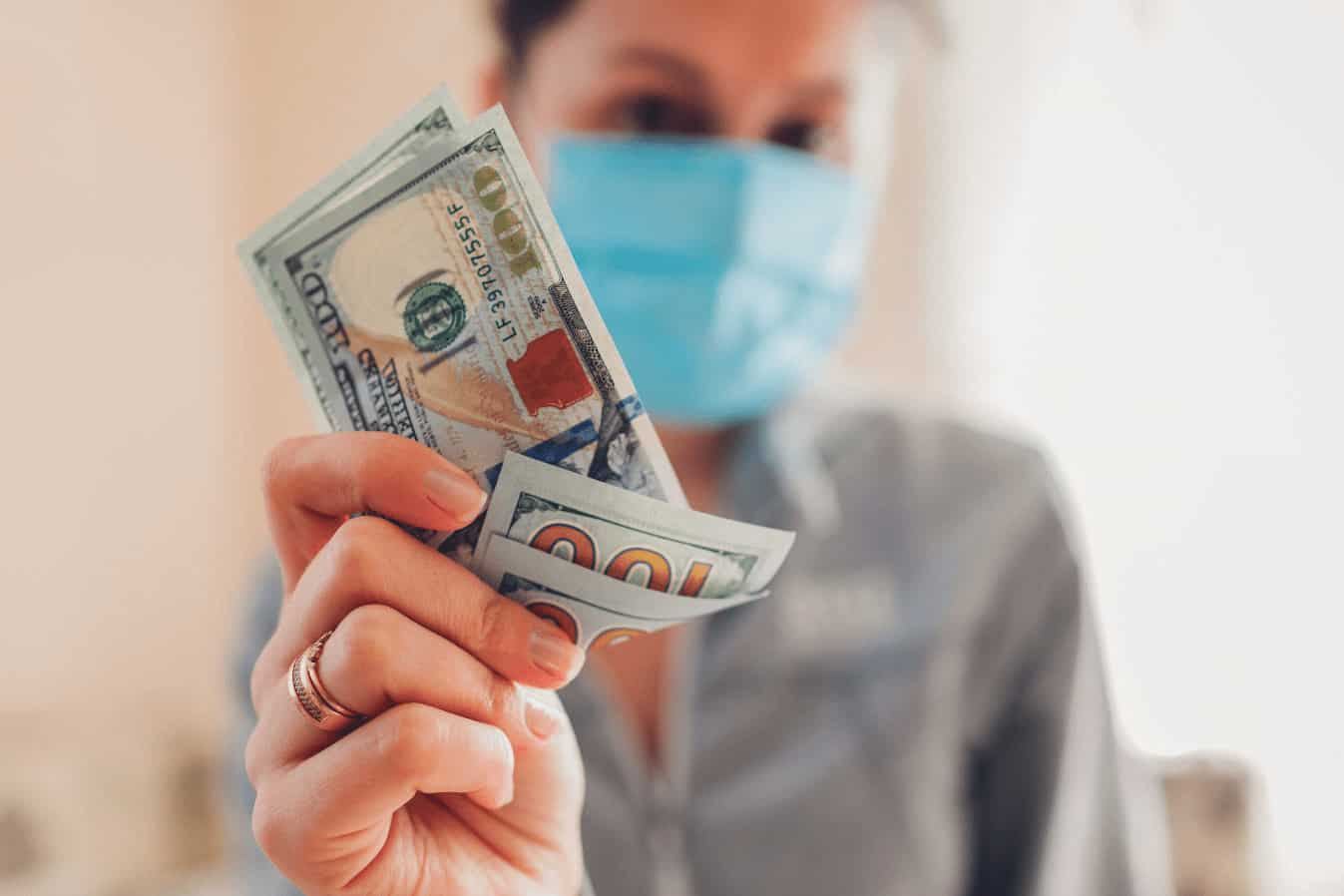 Cash Covid 19 Pandemic